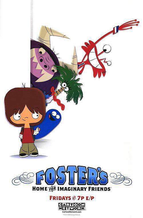 Mansión foster (Serie de TV) [2004][Latino][480p][MEGA]
