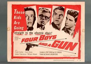 Four Boys and a Gun