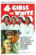 Four Girls in White