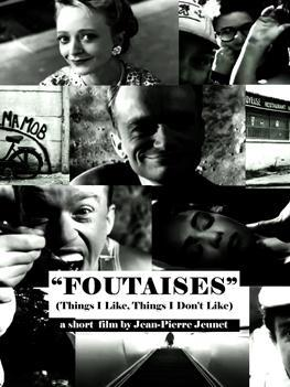 Foutaises, catalogue nostalgique des plaisirs de la vie (Things I Like, Things I Don't Like) (C)