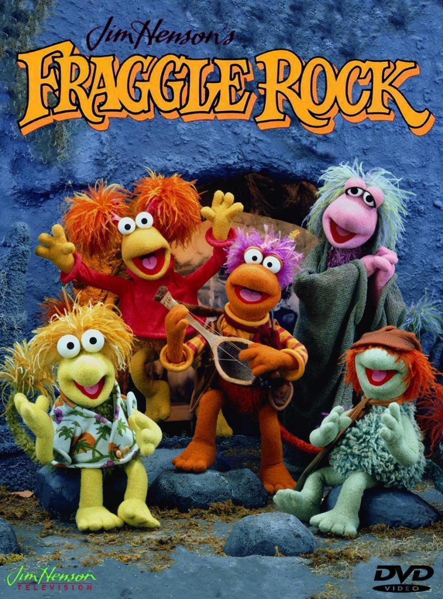 Fraggle rock tv series