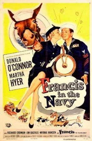 Francis en la Marina