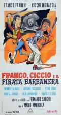 Franco, Ciccio e il pirata Barbanera