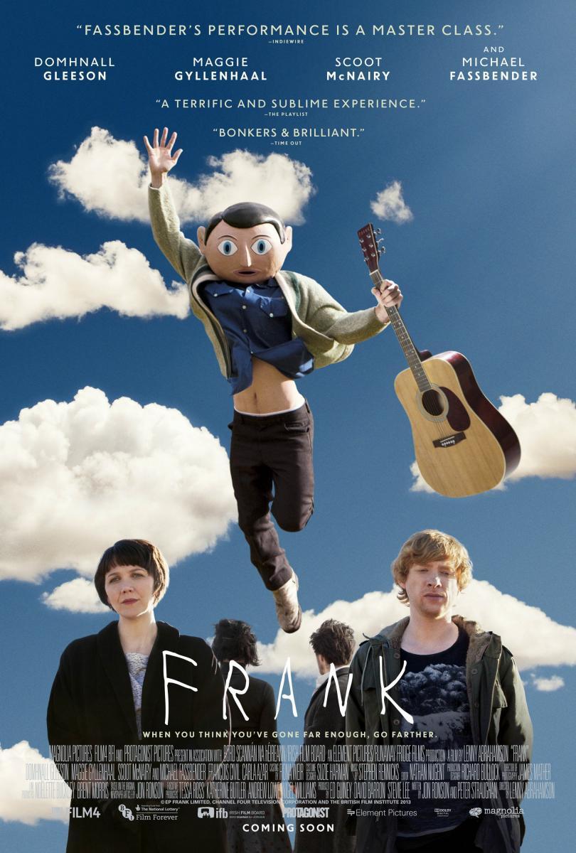 Frank (2014) - FilmAffinity мэгги джилленхол