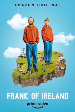 Основной постер сериала Фрэнк из Ирландии