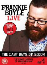 Frankie Boyle Live; The Last Days of Sodom