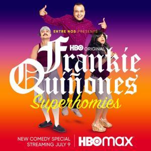 Frankie Quiñones: Superhomies