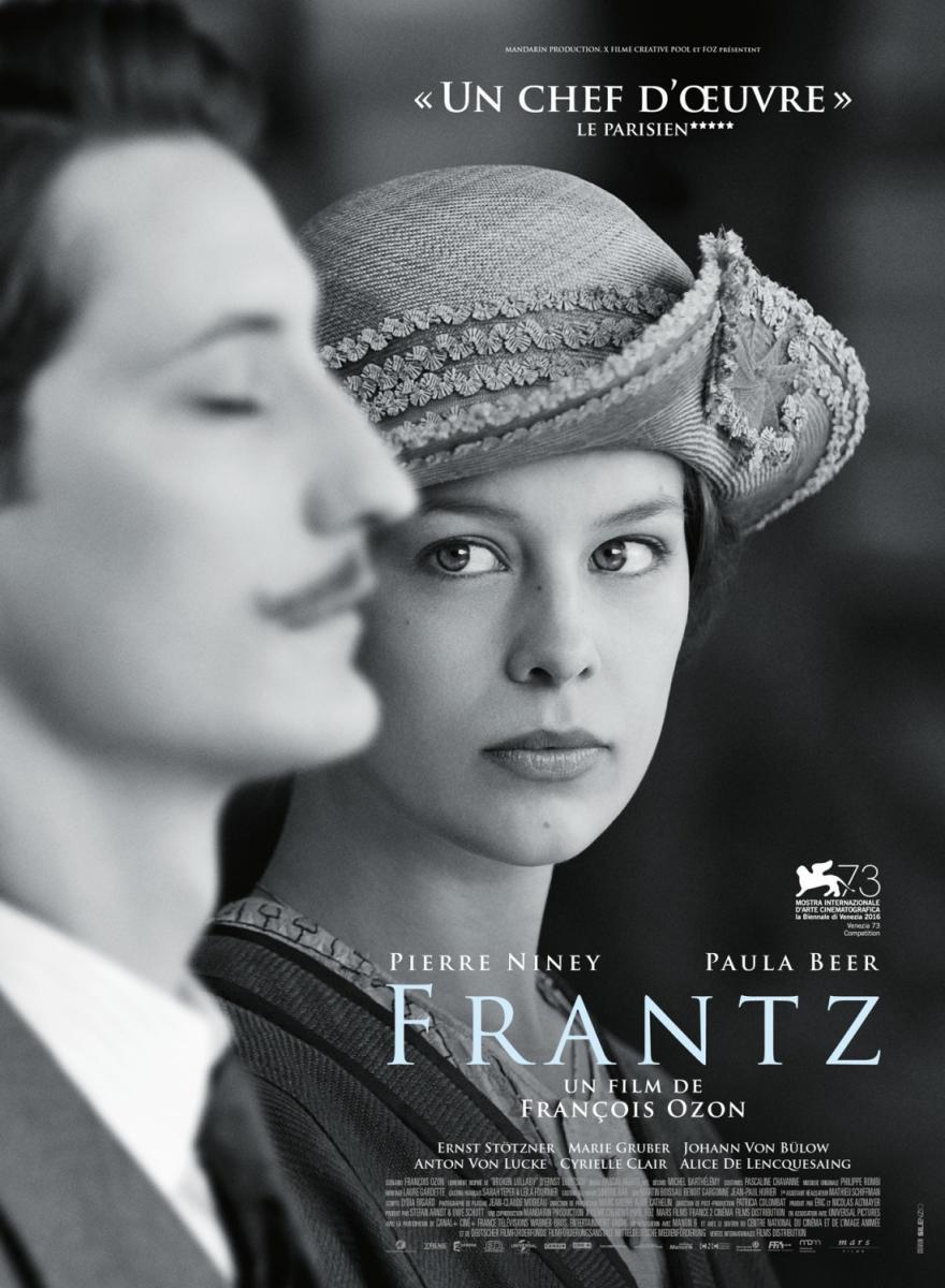 Resultado de imagen de fotos de Frantz de François Ozon (2017)