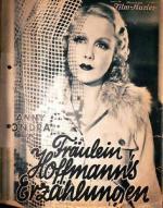 Fräulein Hoffmanns Erzählungen