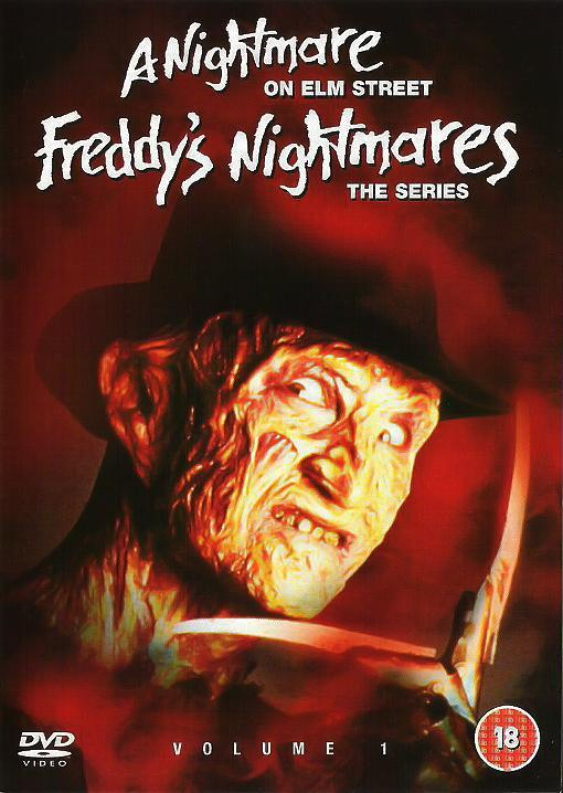 Nightmare On Elm Street Serie