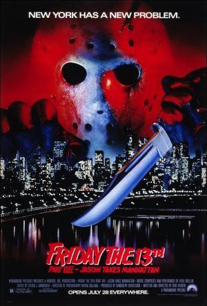 Viernes 13 parte VIII - Jason toma Manhattan