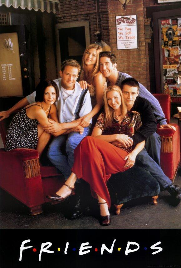 Serie Friends, (Latino) [Google Drive][1080p](Links propios)