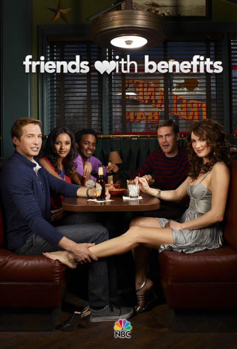 Friends with benefits series
