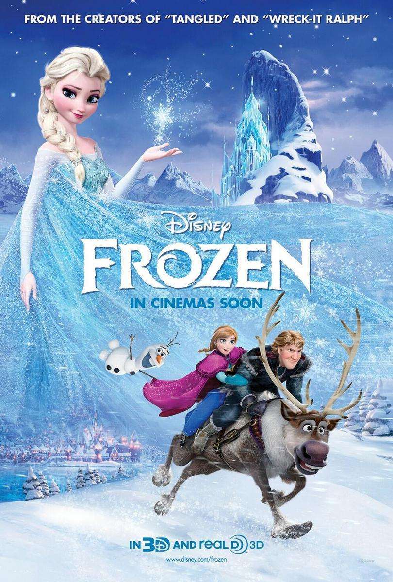 D And D Trailers >> Frozen. El reino del hielo (2013) - FilmAffinity