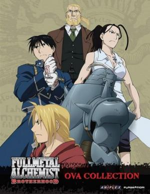 Fullmetal Alchemist: Brotherhood Specials (Miniserie de TV)