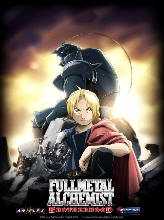 Fullmetal Alchemist: Brotherhood (TV Series) (2009 ...