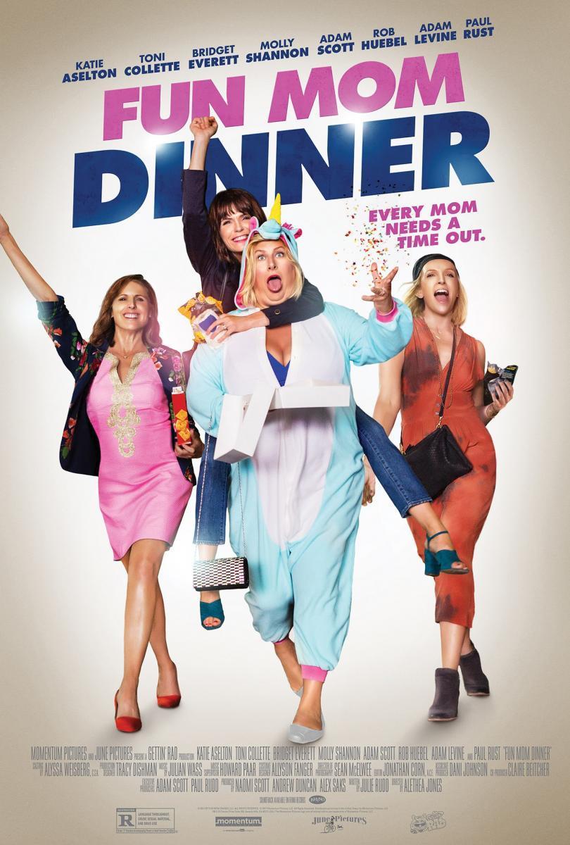Fun Mom Dinner [2017], [1080p] [Latino-Ingles] [MEGA]