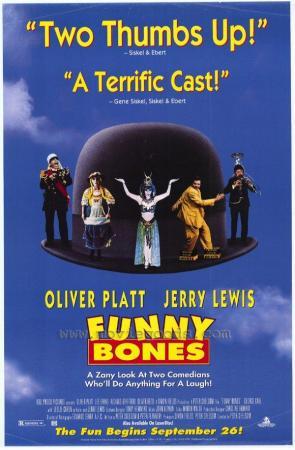 Los comediantes (Funny Bones)