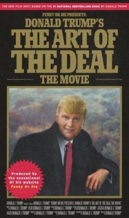 Funny or Die presenta: El arte de la negociación de Donald Trump (TV)