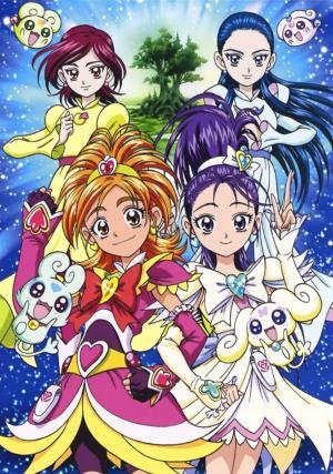 Pretty Cure: Splash Star (TV Series)
