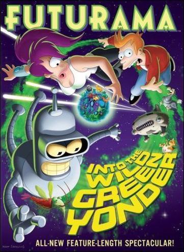 Futurama: Hacia la verde inmensidad (2009) 1 LINK HD Latino ()
