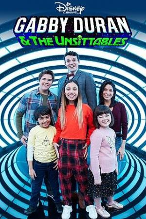 Gabby Duran: Alien total (Serie de TV)