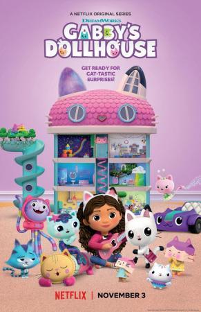 Gabby's Dollhouse (Serie de TV)