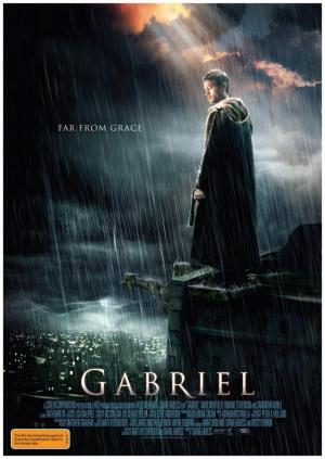póster de la película de fantasía Gabriel