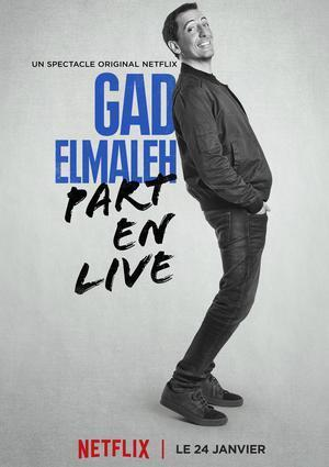Gad Elmaleh: Part en Live (TV)