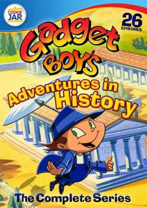 Gadget Boy and Heather (TV Series)