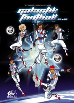 Galactik Fútbol (Serie de TV)