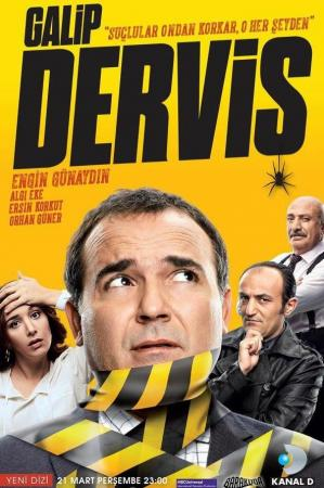 Galip Dervis (TV Series) (Serie de TV)