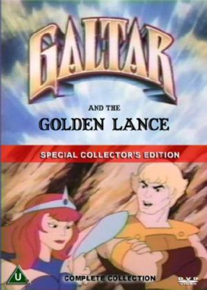 Galtar and the Golden Lance (TV Series) (Serie de TV)