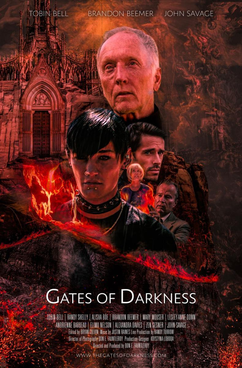 Gates Of Darkness (2019) ORG Hindi Dual Audio 480p BluRay x264 ESubs 350MB