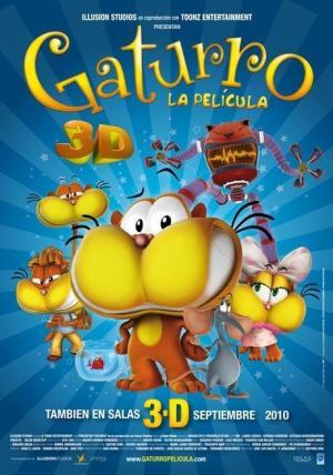 Gaturro, la película (Gaturro 3D)