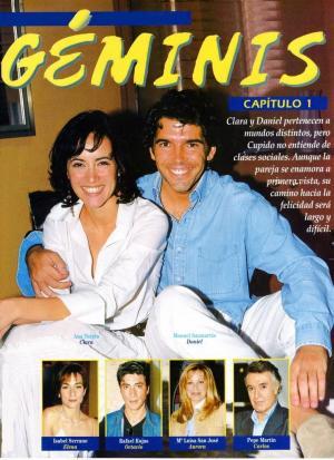 Géminis, venganza de amor (TV Series)