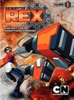 Generator Rex (Generador Rex) (Serie de TV)