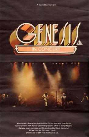 Genesis: A Band in Concert