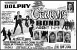 Genghis Bond: Agent 1-2-3