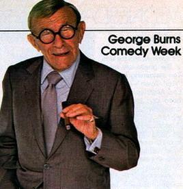 La comedia de George Burns (Serie de TV)