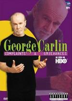 George Carlin: Complaints and Grievances (TV)