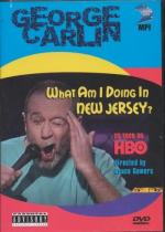 George Carlin: What Am I Doing in New Jersey? (TV)