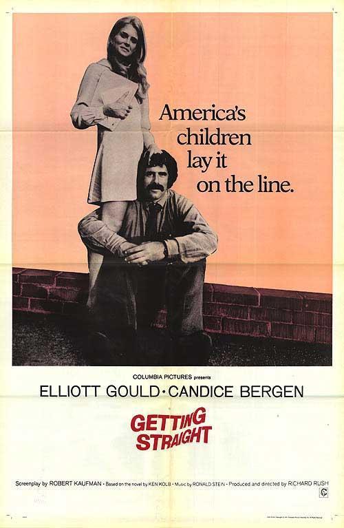 Ronald Stein - Getting Straight (Bande Originale Du Film)