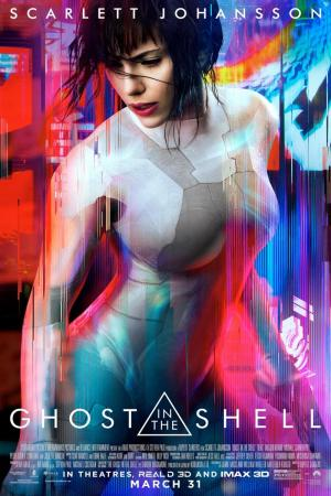 póster de la película Ghost in the shell