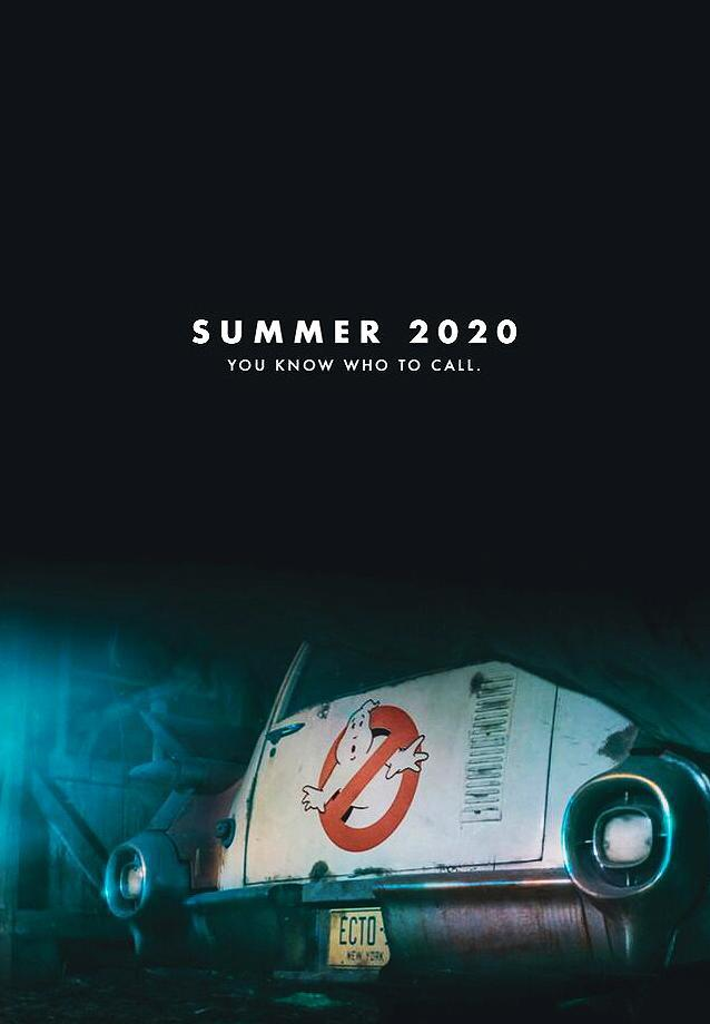Ghostbusters (2020) | Ghostbusters 3