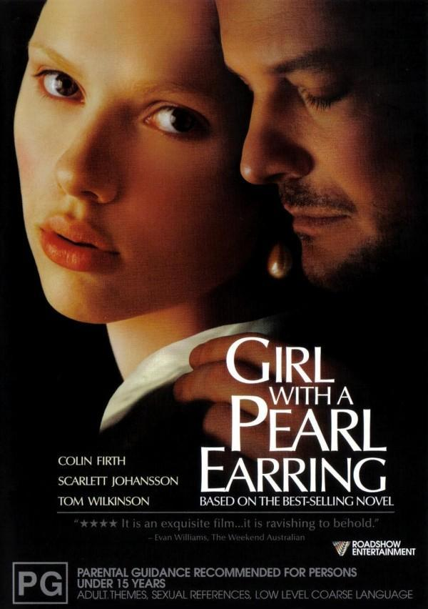 Girl With a Pearl Earring (2003) - FilmAffinity