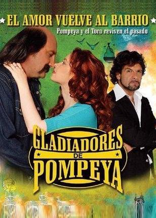 """Képtalálat a következőre: """"Gladiadores de Pompeya telenovela"""""""