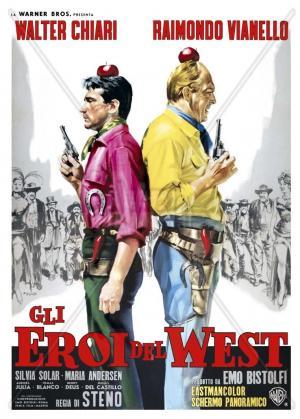 Gli eroi del west