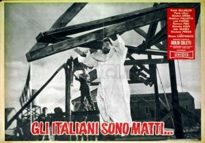 Los italianos están locos