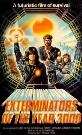 Exterminators in the Year 3000
